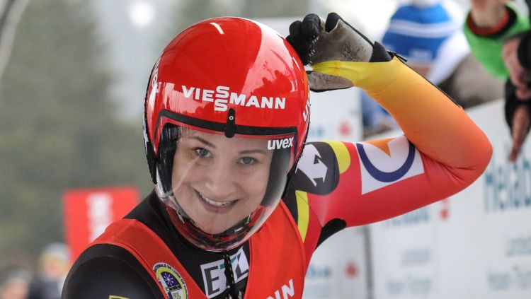 Olimpiskā vicečempione kamaniņu braukšanā Eitbergere šosezon nestartēs