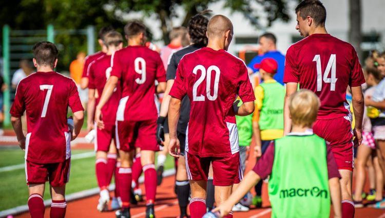 U18 izlase pārbaudes mačā ar 2:3 piekāpjas Ungārijai
