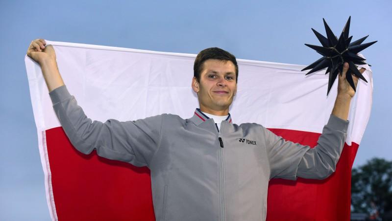 Hurkačs izcīna Polijai pirmo ATP titulu kopš 1982. gada