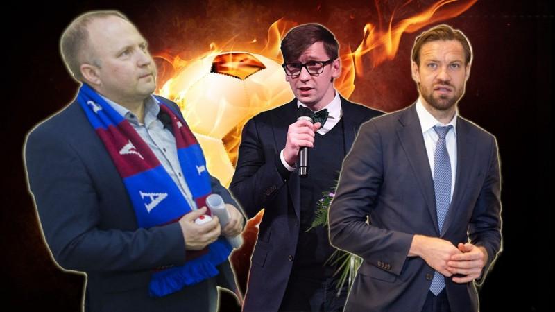 """FK """"Jelgava"""" prezidents par uzpūstajām algām, LFV greizo lēmumu, LFF gausumu"""
