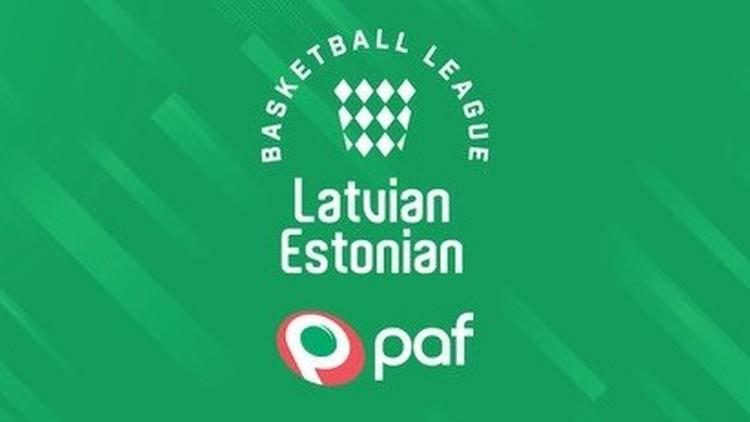 Latvijas-Igaunijas basketbola līgai jauns ģenerālsponsors