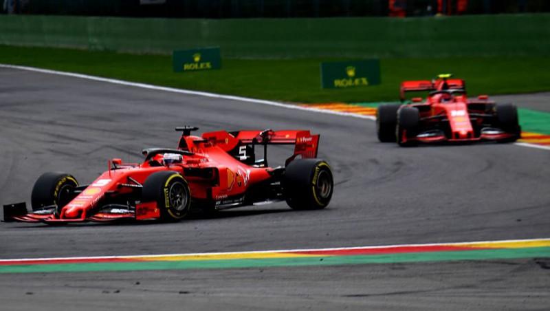 """""""Ferrari"""" formulas šosezon vairs netiks būtiski uzlabotas"""