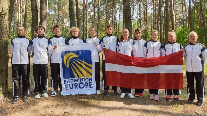Kupča un Rulle-Titava kā vienīgās Latvijai sagādā uzvaru Eiropas U17 čempionātā