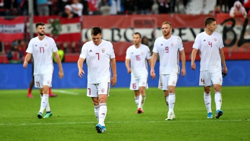Latvija uzņems uzvarēt alkstošo Ziemeļmaķedoniju ar Pandevu priekšgalā