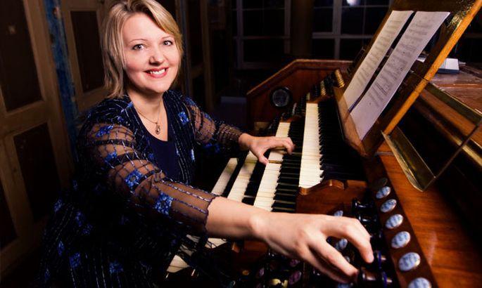 XVIII Liepājas ērģeļmūzikas festivāla turpinājumā četri pirmatskaņojumi  Ligitas Sneibes un Guntas Gelgotes koncertā