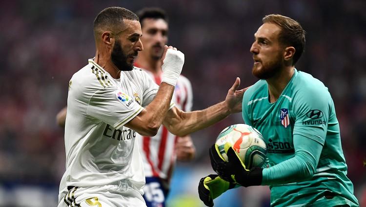 """""""Atletico"""" un Madrides """"Real"""" uzvarētāju nenoskaidro, Spānijā briest saspringta titula cīņa"""