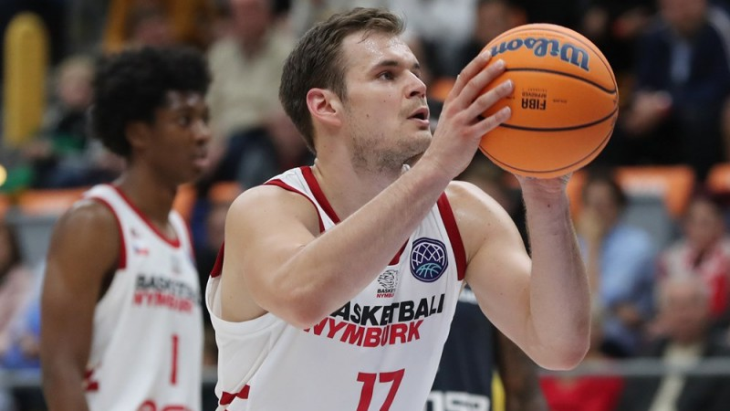 """FIBA ČL: Čehijas čempione sabradā """"Brose"""", Tulsons fantastisks Katalonijā"""