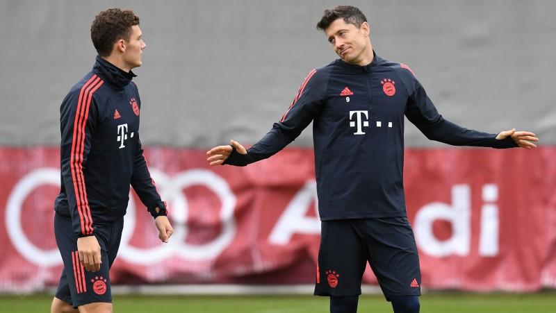 """Medijs: Pavārs treniņā gūtā savainojuma dēļ izlaidīs """"Bayern"""" Čempionu līgas spēles"""