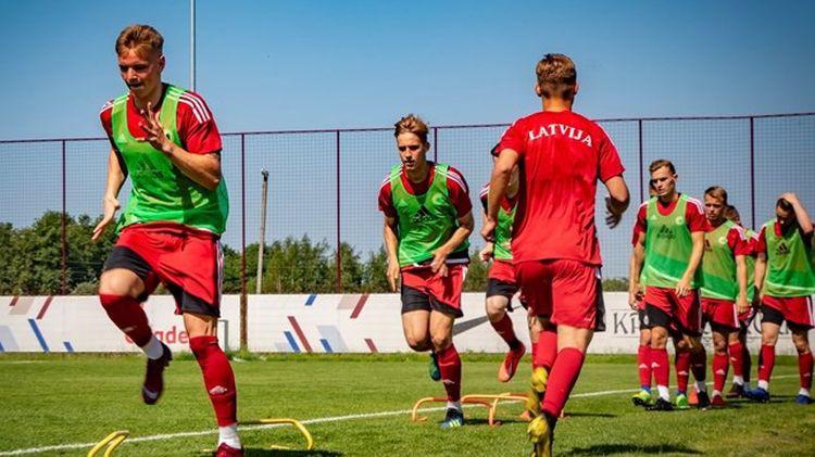 Nosaukti U21 izlases kandidāti mačam pret Krieviju