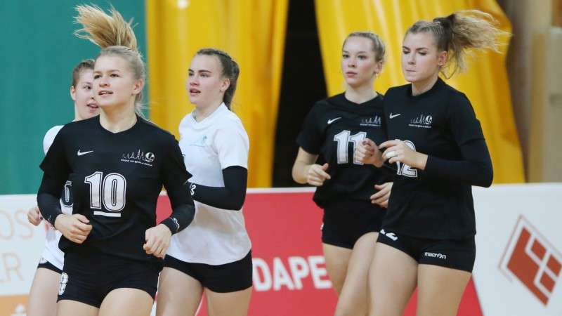 Latvijas sieviešu Eirokausu debijas sezonā RVS finišē ar 1-6