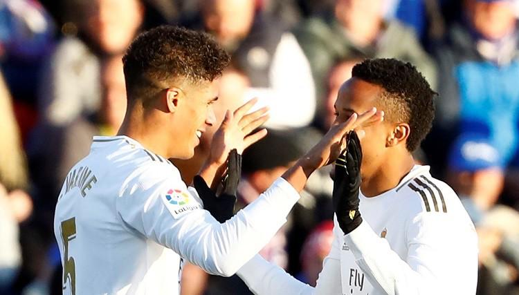 """Ramosa prombūtnē par Madrides """"Real"""" varoni kļūst Varāns"""