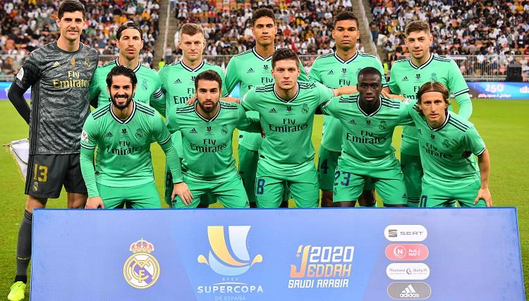 """Madrides """"Real"""" dominē Saūda Arābijā - Krosa stūra sitiens, Modriča meistarstiķis"""