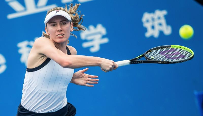 Aleksandrovai 10 uzvaru sērija un pirmais WTA tituls