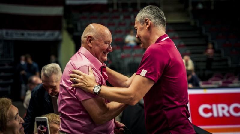 Bagatskis, Štelmahers un citi: Vējoņa uzticēšanās treneriem veicinās līdzatbildību