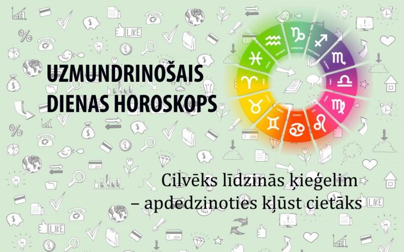 Uzmundrinošie horoskopi 5. februārim visām zodiaka zīmēm