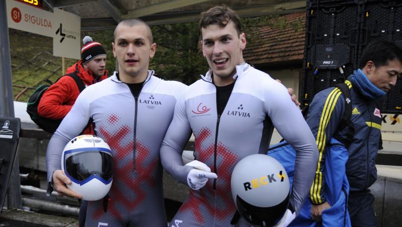 Netlaus izcīna astoto vietu junioru pasaules čempionātā, medaļas iegūst vācieši