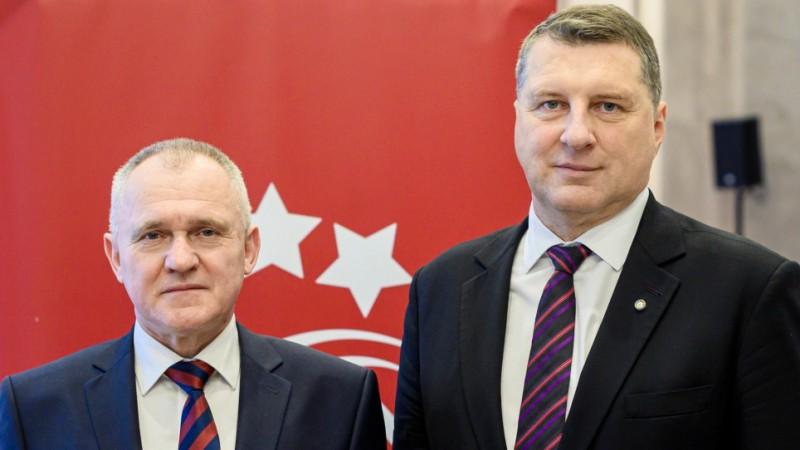 Voins ievēlēts par LBS padomes priekšsēdētāju; apstiprināta jaunā valde
