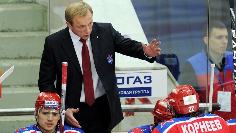 """Stenlija kausu divreiz izcīnījušais Ņemčinovs kļuvis par """"Admiral"""" sporta direktoru"""