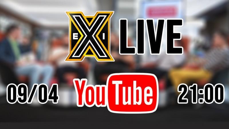 """Ceturtdien YouTube.com tiešraidē """"eXi Special"""". Iesaki tēmu, jautā un diskutē"""