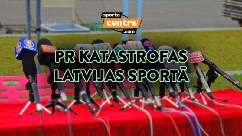 """""""Sporta tarkšķī"""" ar Brieža menedžeri Zepu par PR veiksmēm un neveiksmēm sportā"""