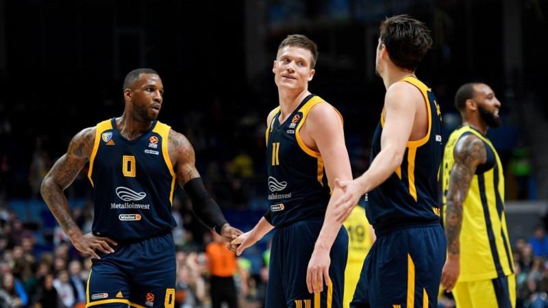 """ĢM: """"Ja Šveds nesaņems NBA piedāvājumu, neredzu iemeslu pamest """"Khimki"""""""""""
