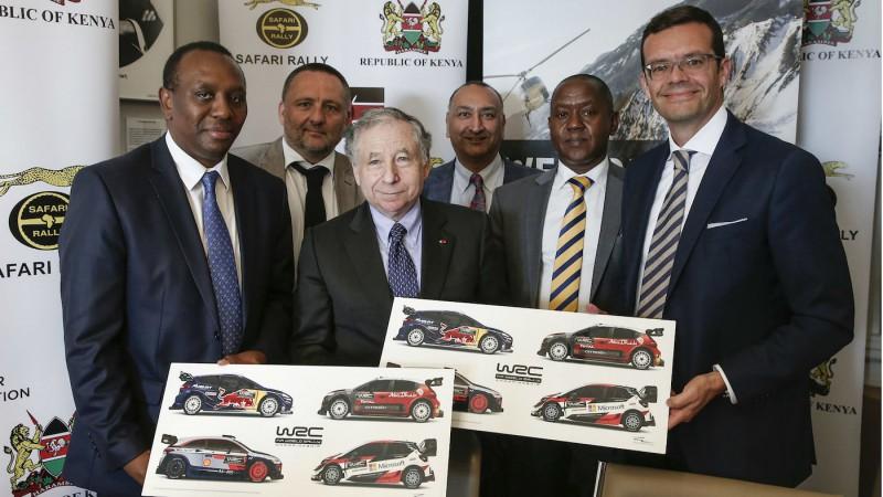 Pasaules rallija čempionāts šogad paliek bez Kenijas Safari rallija