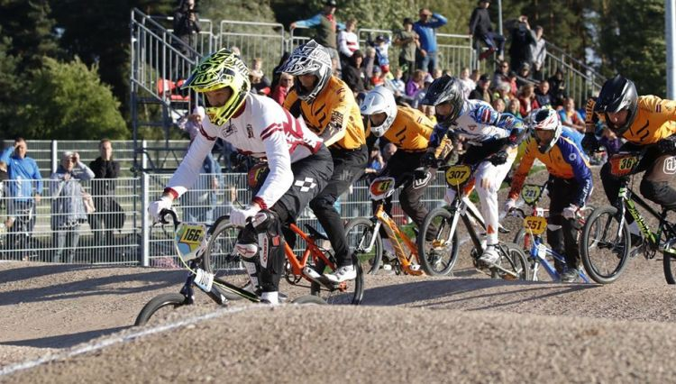 """Latvijas BMX sacensību sezona sāksies 11. jūlijā Burtnieku novada """"Avotos"""""""