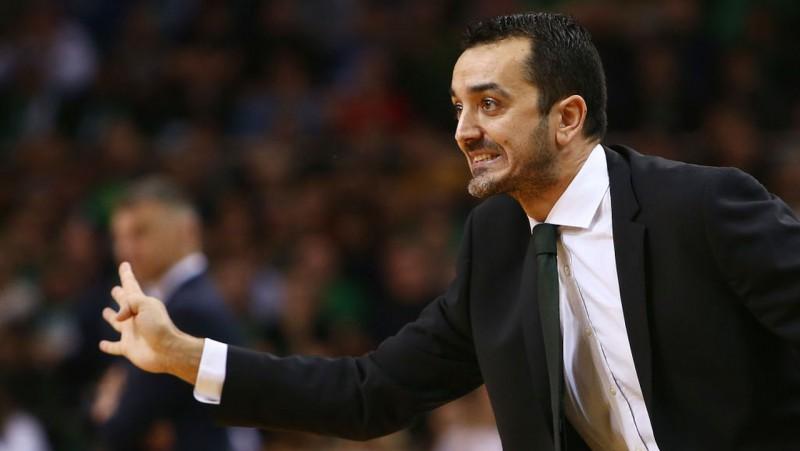 """""""Panathinaikos"""" par galveno treneri ieceļ ilggadējo asistentu Vovorasu"""
