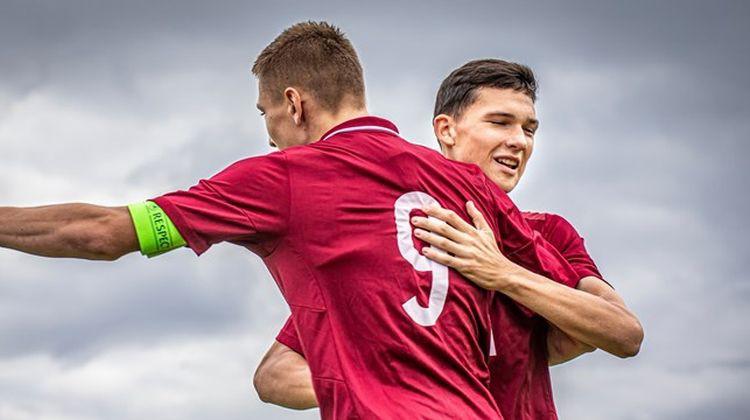 Latvijas U17 izlasei neizšķirts pret Lietuvu un iegūts Baltijas kauss