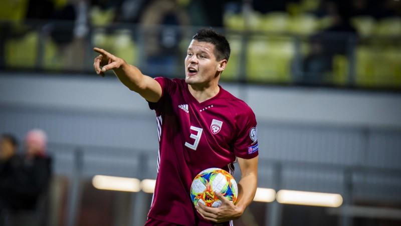 """Mārcis Ošs pagarina līgumu ar """"Spartaku"""" un arī šosezon spēlēs Šveices Superlīgā"""