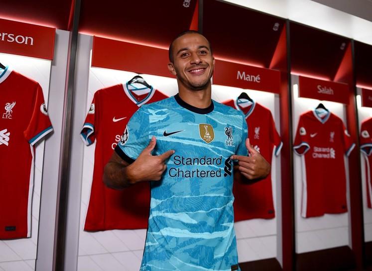 Oficiāli: Tjagu pievienojas ''Liverpool'', Igvains Miami ''Inter''