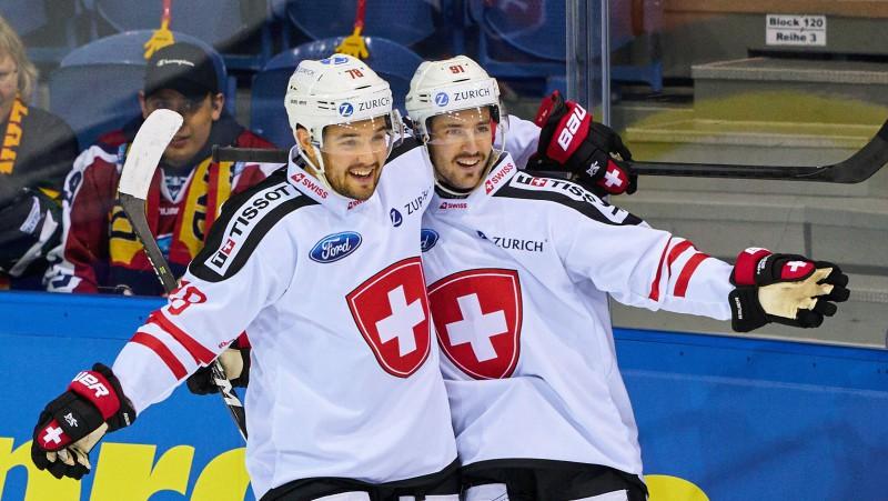 """Šveices izlase drošības apsvērumu dēļ atsakās no dalības """"Deutschland Cup"""""""