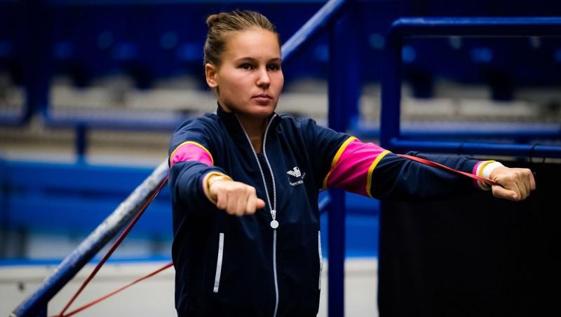 Kudermetova otro reizi trīs mēnešu laikā uzvar Pliškovu