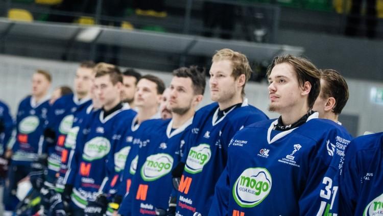"""""""Mogo/LSPA"""" komandā konstatē Covid-19, Baltijas Hokeja līgas fināli pārcelti"""