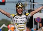 """Foto: """"Tour de France"""" 2. posms"""