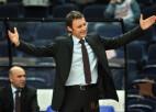 Lietuvas izlases treneris neslēpj sarūgtinājumu