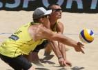 Brazīlijā startē jaunā pludmales volejbola sezona