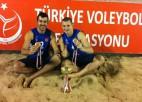 Pļaviņš un Giginoglu triumfē Turcijas čempionātā