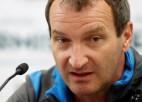 """Lietuvas treneris: """"Varbūt kādu dienu mums būs tāda zvaigzne kā Rudņevs"""""""