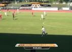 Video: U21 izlase zaudē spēcīgajiem Šveices vienaudžiem