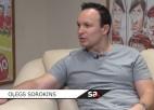 Video: SA+ hokejs: Sorokins vērtē izlases sastāvu Sočos un intrigas ap to