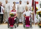 Šonakt Rio sāksies paralimpiskās spēles