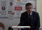"""Video: Ļebedevs: """"Mērķtiecīgi gatavojamies katrai konkrētajai spēlei, katram periodam"""""""