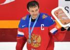 Krievijas sastāvā pasaules čempionātam neviena Gagarina kausa ieguvēja
