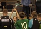 Video: FBK Ādaži atspēlējas no 0:2 un izcīna U13 2. divīzijas čempionu titulu