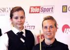 Snūkeriste Prisjažņuka izcīna Eiropas čempionāta bronzu