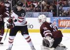 """Kanādas izlasei pasaules čempionātā palīdzēs arī """"Avalanche"""" uzbrucējs Džosts"""