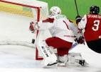 Baltkrievu mocības noslēdzas ar 0:4 pret Austriju un izkrišanu no elites