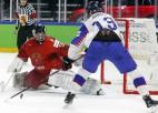 Baltkrievija no Elites divīzijas atvadās ar zaudējumu pret Slovākiju