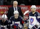 Ilggadējais Francijas hokeja izlases treneris Hedersons atstājis savu amatu